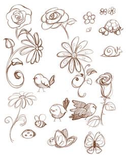 GardenStyleSketches