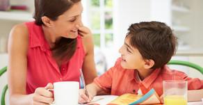 Usando a Disciplina Positiva para melhorar as escolhas alimentares do seu filho(a)