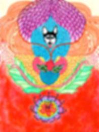 kika watercolor