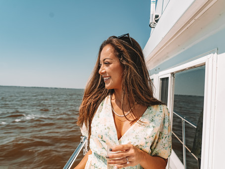 The Perfect Summer Day in the Lowcountry