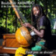 Album Faut pas se diviser - Boubacar Kafando