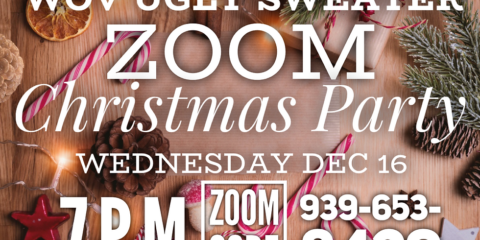 Women of Valor Zoom Christmas Party