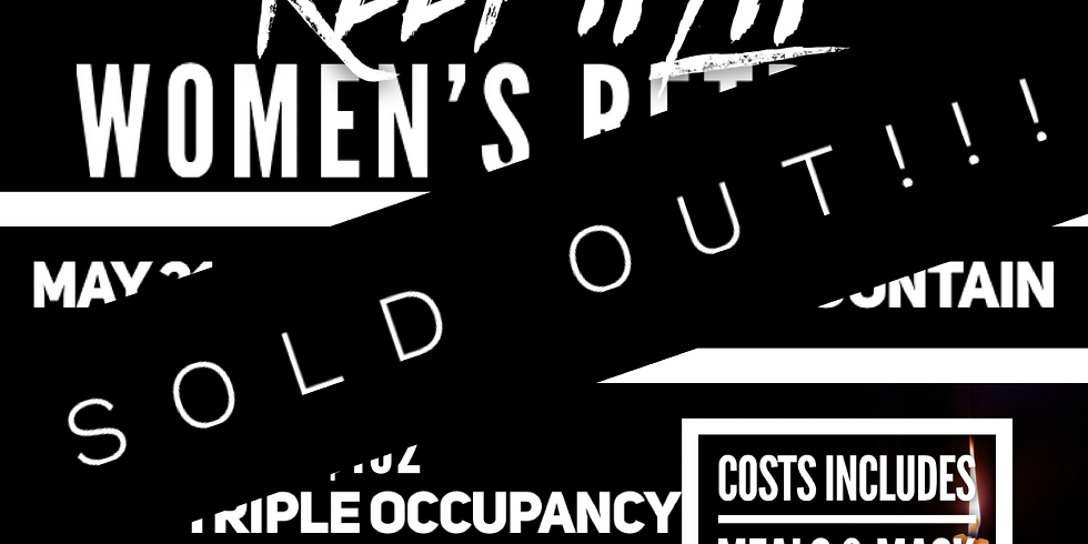 *SOLD OUT* Women's Retreat