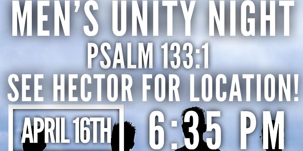 Men's Unity Night