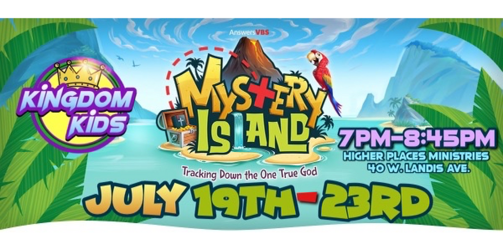 VBS JULY 19-23