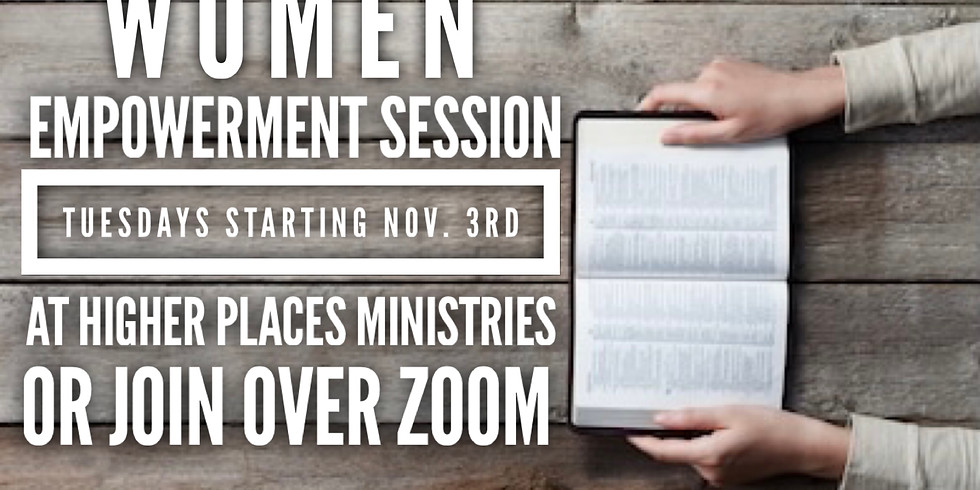 Women's Empowerment Sessions