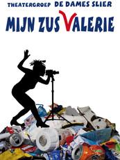 Poster Mijn Zus Valerie