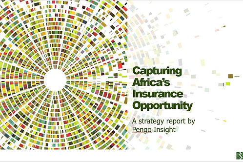Capturing Africa's Insurance Opportunity