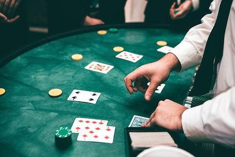 Casino Dealer Training