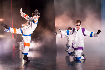 SHSU - Fall 2014 Spectrum -Dana Nicolay