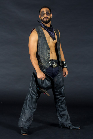 24-The Steel Horse Rider-Dominic Kelley.