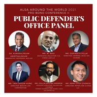 Public Defender's Office Panel