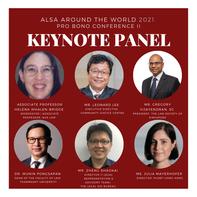 Keynote Panellists