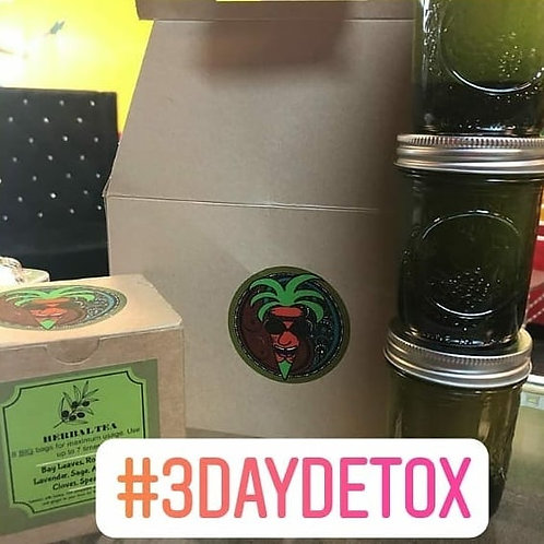 Green Things=Clean Things All Natural 3day Detox