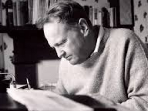 In Defense of James Dickey