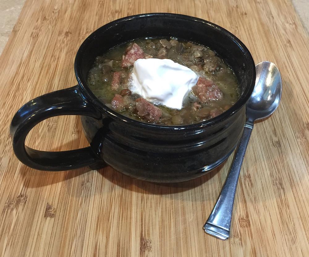 Basic Lentil Stew