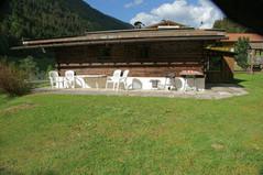 Ferienhaus - Terrasse