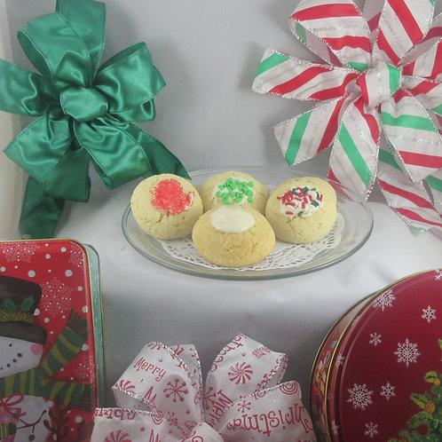 4.5 Dozen Assorted Pound Cake Cookies