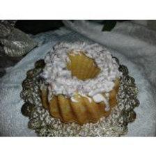 Rum Praline Pound Cake