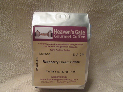 Raspberry Cream Coffee (FM)