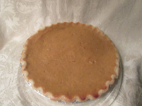Sweet Potato Pound Cake Pie