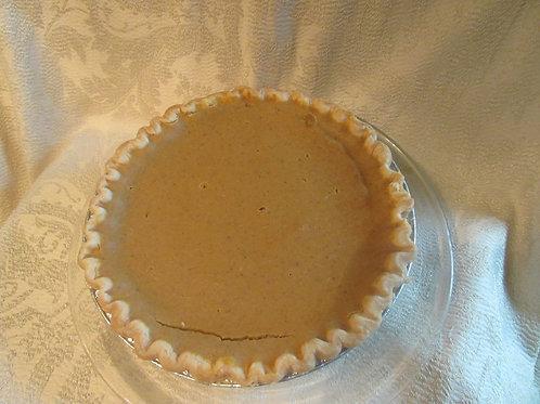 Pumpkin Pound Cake Pie