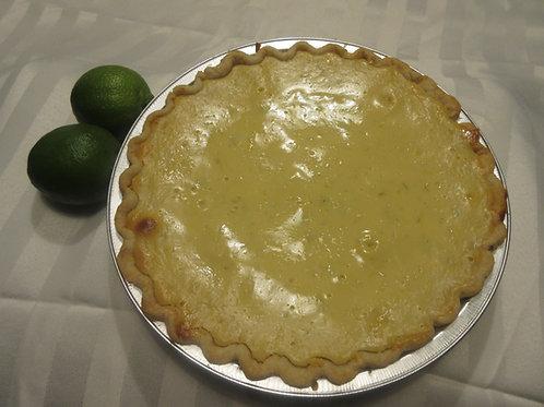 Key Lime Pound Cake Pie