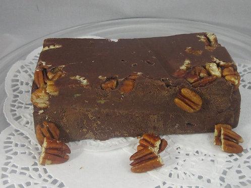 Nut Fudge in Tin -1 lb
