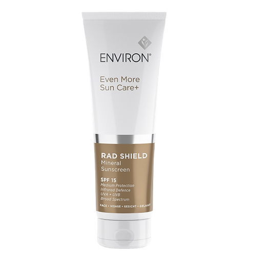 RAD SHIELD Mineral Sunscreen