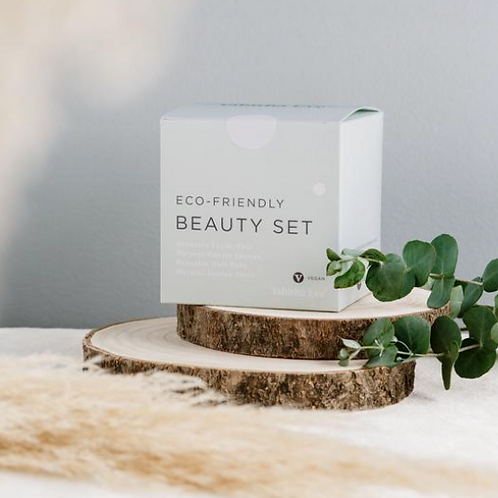 Tabitha Eve Eco-Friendly Beauty Set