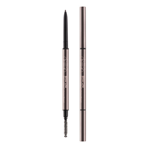 Brow Line Retractable Eye Brow Pencil with Brush
