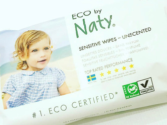 Eco wipes!