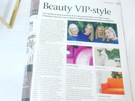 Check us out in Velvet Magazine!