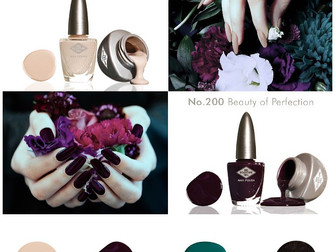 NEW colour collection!