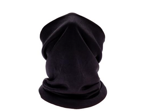 THIS IS SILK Mulberry Silk Snood Face Mask
