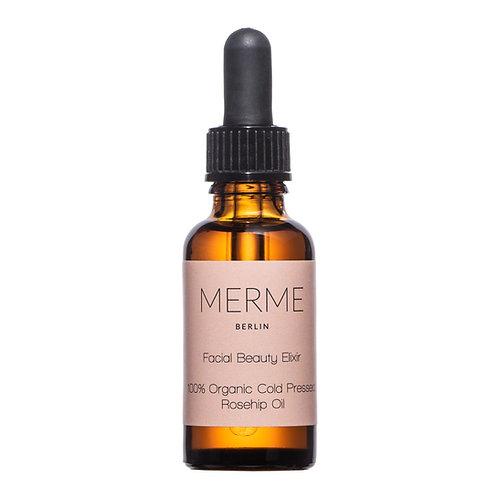 Facial Beauty Elixir 100% Organic Cold Pressed Rosehip Oil
