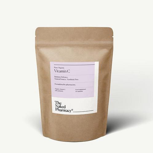 The Naked Pharmacy. Pure Organic Vitamin C (Immune Defence)