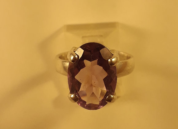 Natural Ametheyst Ring