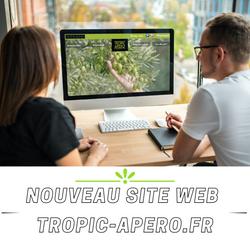 Site tropic-apero.fr