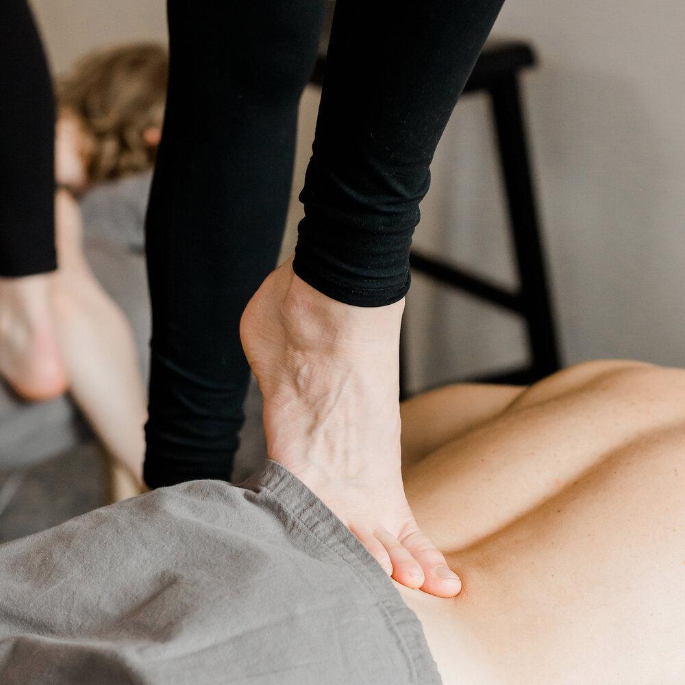 Ashiatsu Massage 60 Minutes