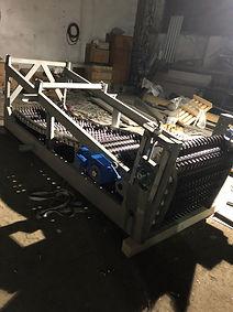 Решетка крючковая производство крючковых решеток