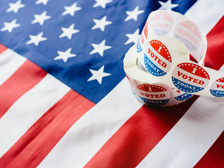 SEEKING VOLUNTEERS FOR EARLY VOTING AND ELECTION DAY