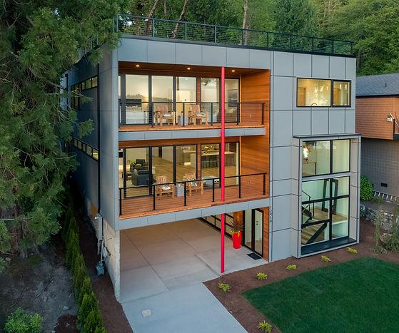 Kirkland Aerial Photography_Real Estate