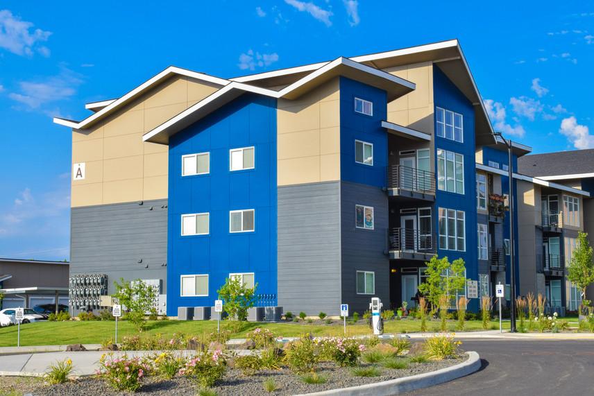 Spokane, WA-Commercial ground photography