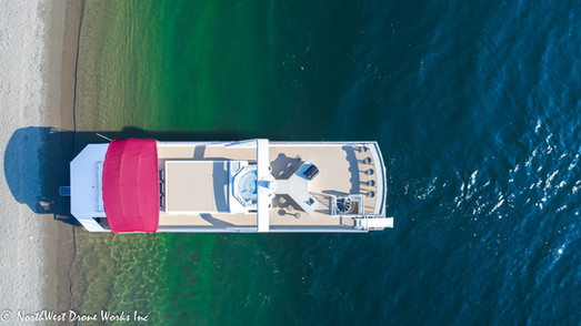 Lake Roosevelt Adventures Drone Photography