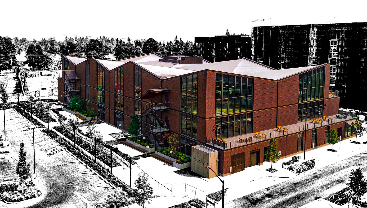Global Innovation Exchange. Bellevue, WA