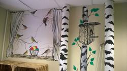Роспись стен Хостел Вежливый лось и Лабиринт 2015 (16)