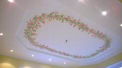 Роспись потолка Велич 2015г. акрил (49)