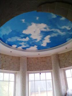 небо над джакузи