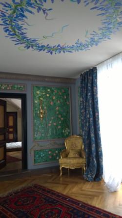 роспись стен и потолков Райский сад